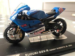 Suzuki GSV R Kenny Roberts Jr escala 1/24