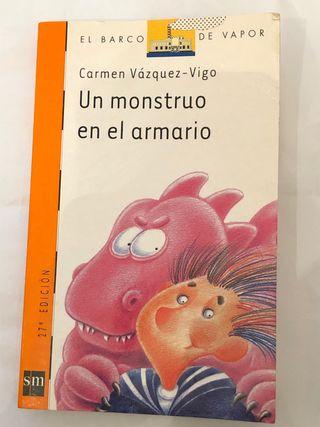 Carmen Vázquez-Vigo Un monstruo en el armario