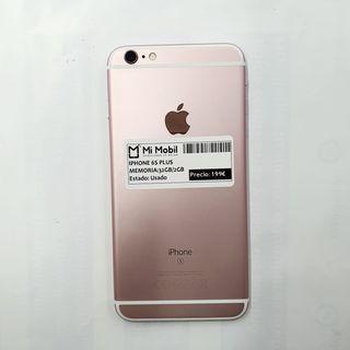 IPHONE 6S PLUS 32GB ROSA - USADO