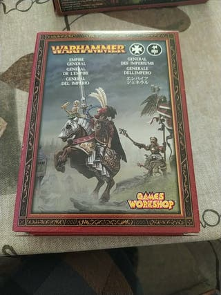 General del imperio warhammer