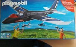 Avión planeador PLAYMOBIL