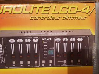 controlador dimer luces