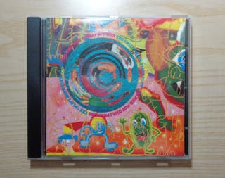 """Red Hot Chili Peppers """"The Uplift Mofo..."""" CD"""