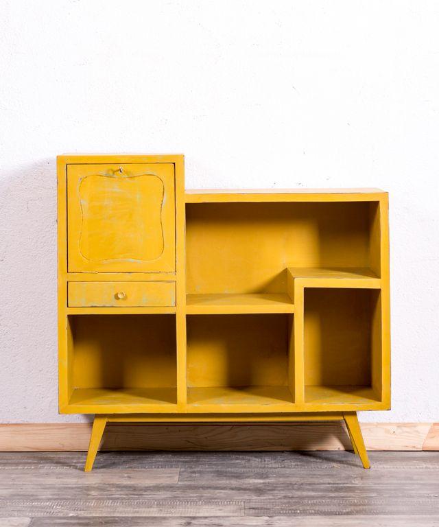 Mueble Auxiliar Vintage El Callejo