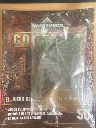 Warhammer Conquest 50 - Cultistas del Caos