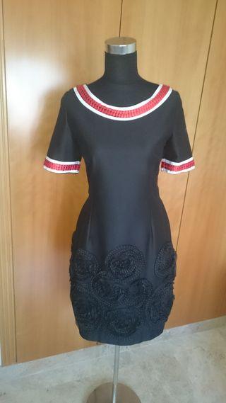 Vestido Mari de Cárdenas fiesta