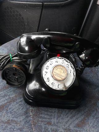 teléfono baquelita