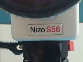 Cámara Super 8 NIZO S56