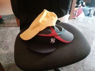 las gorras PRO