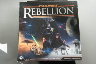 Star wars rebellion.