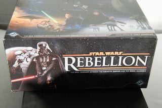 Star wars rebellion.