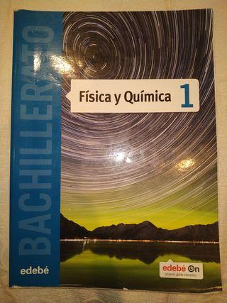 Libro Física y Química 1r Bachillerato