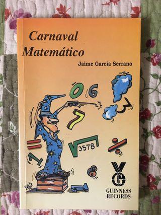 libro carnaval matematico