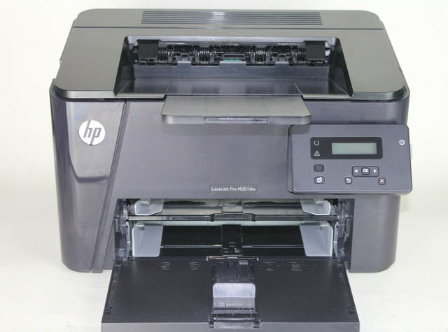 Impresora HP LaserJet Pro M201dw
