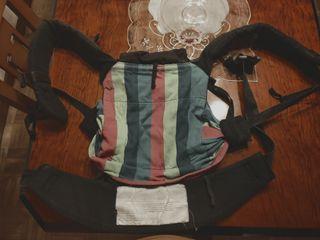 mochila de porteo ergonómico