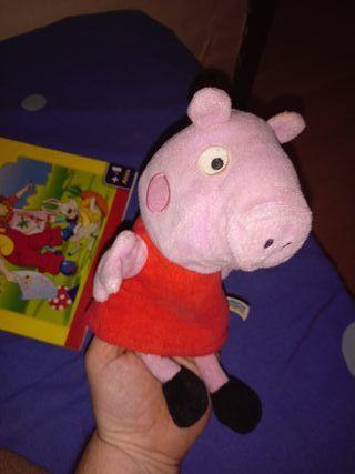 titella Peppa Pig