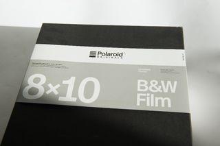 Polaroid 8x10 instant film