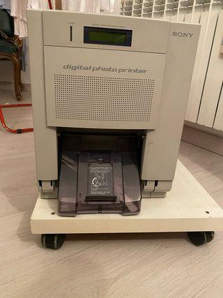 Impresora fotográfica por sublimación Sony