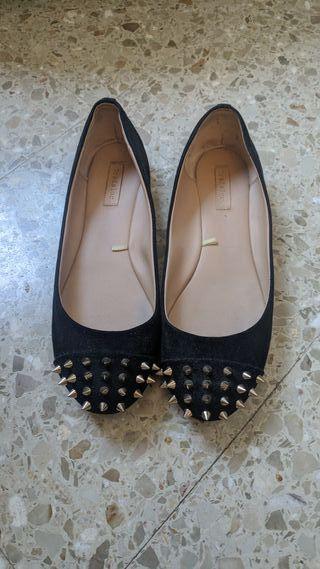 Zapatos de la marca TRAFALUC.