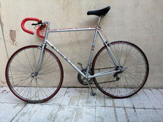 bicicleta bh retro antigua