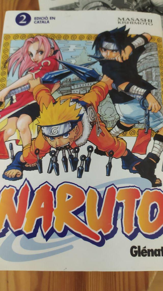 Comics Naruto manga