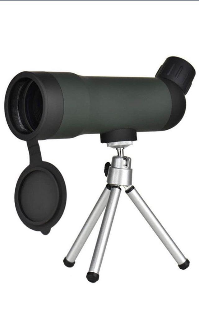 Visor no ocular 20x50