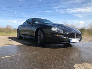 Maserati Gran Sport 2004