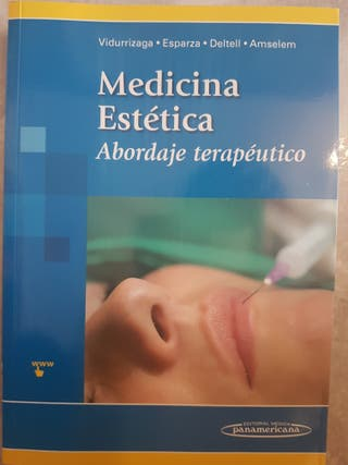 libro medicina estetica