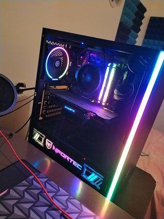 PC Montado a mano óptimo para gaming y streaming