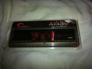 RAM G.SKILL AEGIS DDR4