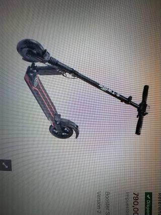 patinete eléctrico 600w