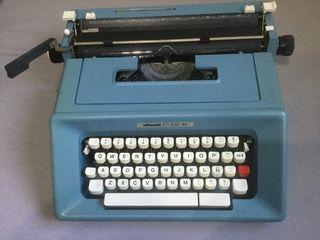 máquina antigua escribir años 80