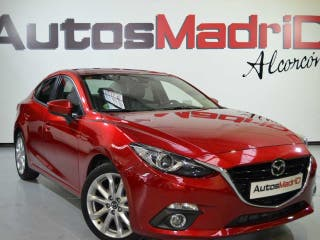 Mazda 3 2.2 DE 150 MT Luxury Safety SDN