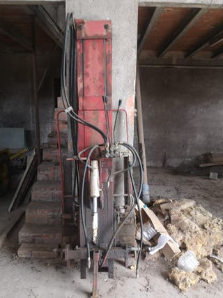Transpalet para tractor