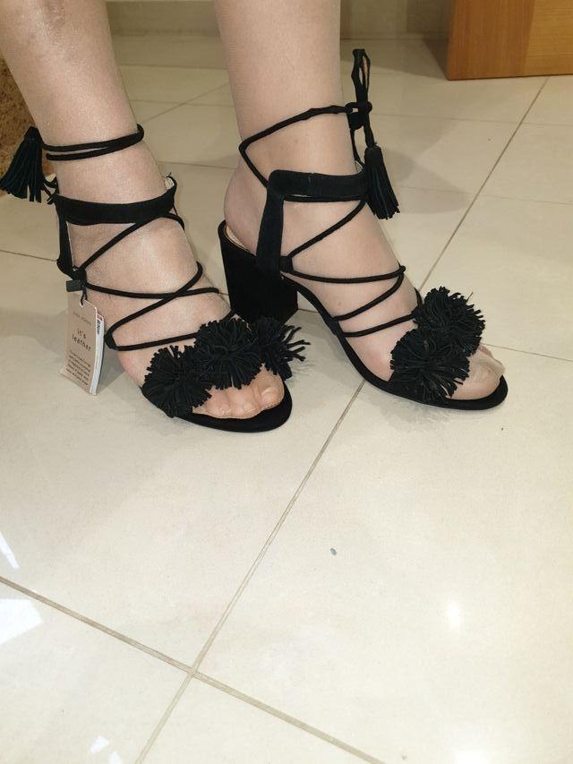 Sandalias Zara (nuevas con etiquetas 69.90)