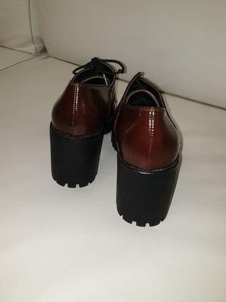 Zapatos Zara trafaluc ( nuevos con etiqueta)
