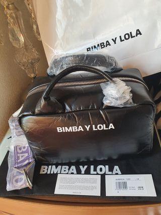 Bolso bandolera Bimba y Lola Nuevo Original