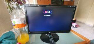 "tv led HD 20"""" LG flatron m2080d -pz"
