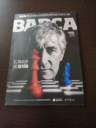 revista Barca
