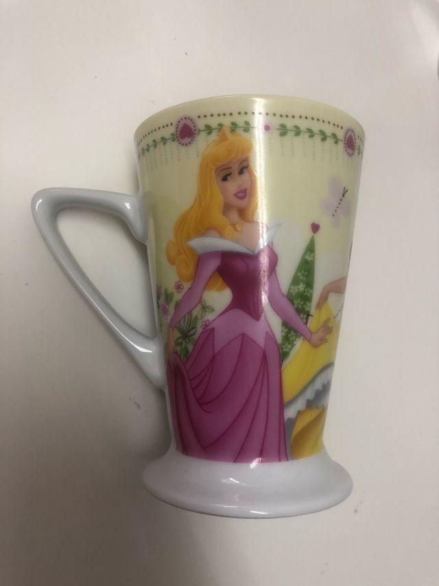 Taza princesas Disney