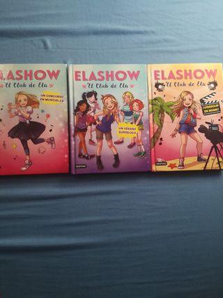 Libros Elashow