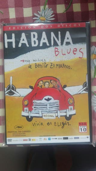 Habana Blues DVD