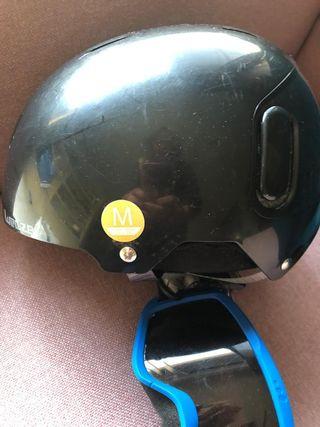 casco esquí decathlon talla m