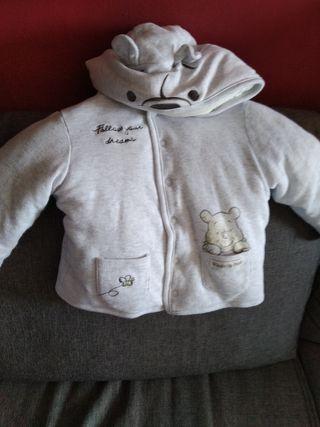ropa bebé chaqueta 9_12meses