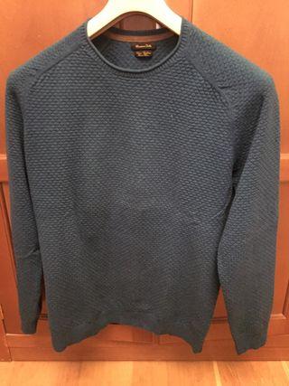 Jersey fino de Massimo Dutti talla L