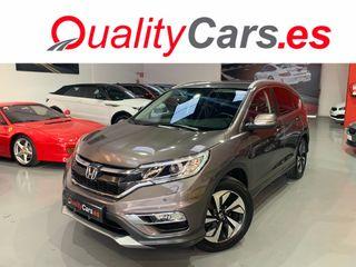 Honda CR-V 1.6 iDTEC 120 4x2 Elegance 2016