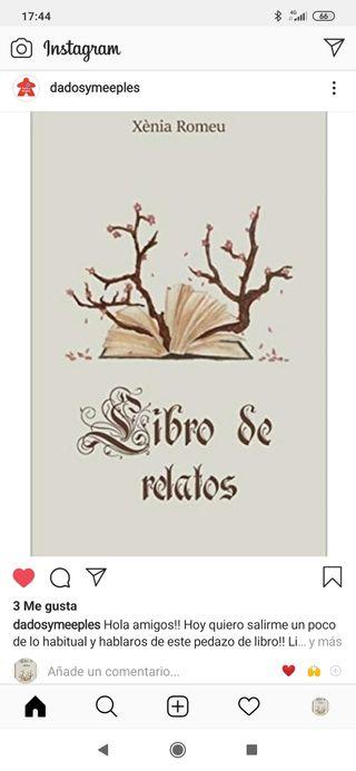 LIBRO DE RELATOS