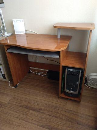 mesa ordenador oficina
