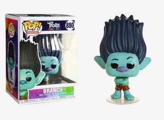 Funko POP! Nuevo TROLLS - BRANCH 880