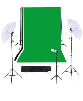 Kit para Estudio de Fotografía/Vídeo